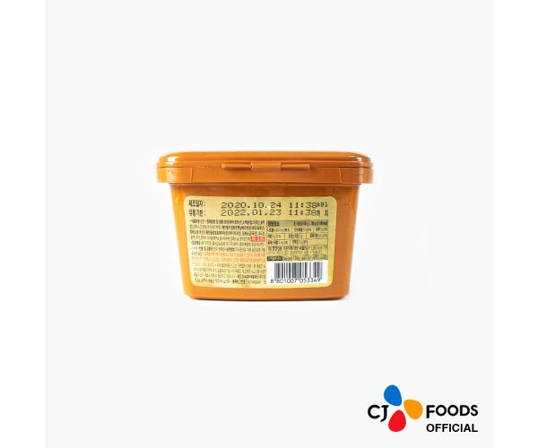 CJ HAECHANDLE Traditional Doenjang (Fermented Soybean Paste) 500G