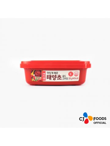 CJ HAECHANDLE Gochujang (Hot Pepper Paste) 200G