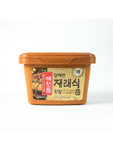 CJ HAECHANDLE Traditional Doenjang Korean Paste 500g