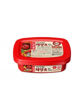 CJ HAECHANDLE Spicy Gochujang Korean Paste 200g