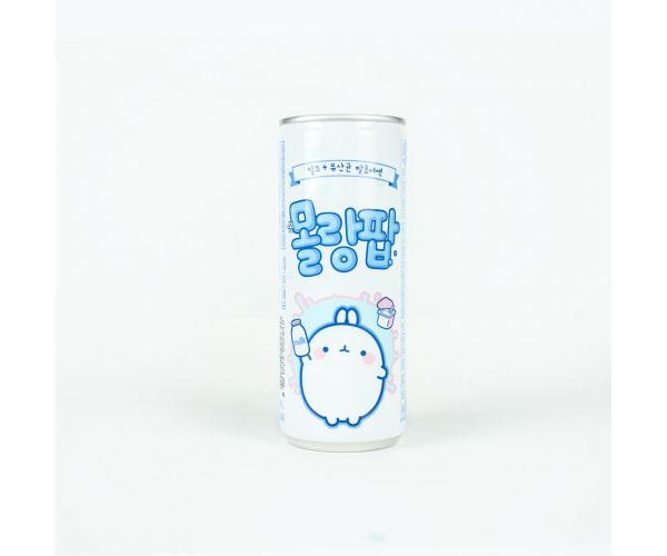 ILWHA Molang Pop Korean Soda Drink 250mL Set of 2