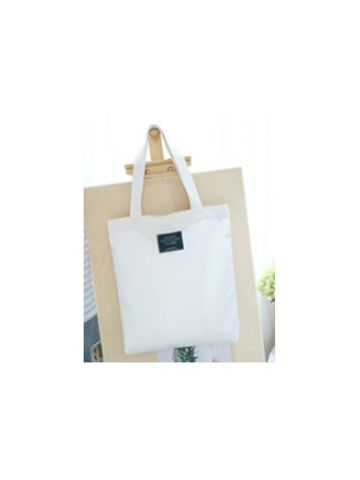 GNB Ryujin Plain Canvas Shopper Bag (580)