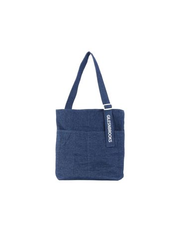 Giles N Brooks Canvas Tote Bag (533)