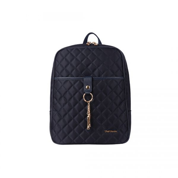 Giles N Brooks Quilted Ladies Backpack (8561)
