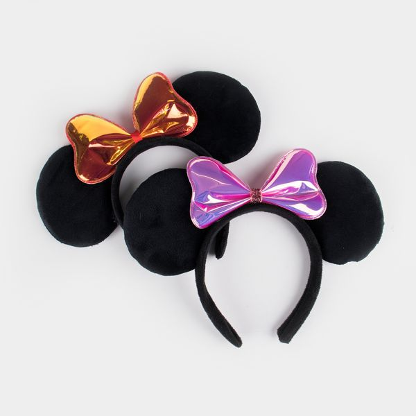 Minnie Mouse Headband (Shiny)