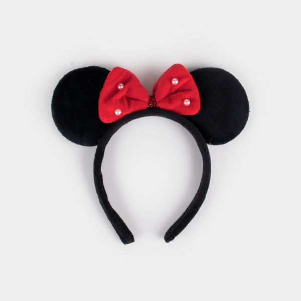 Minnie Mouse Headband (Pearl)