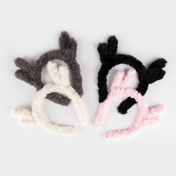 Reindeer Fur Headband