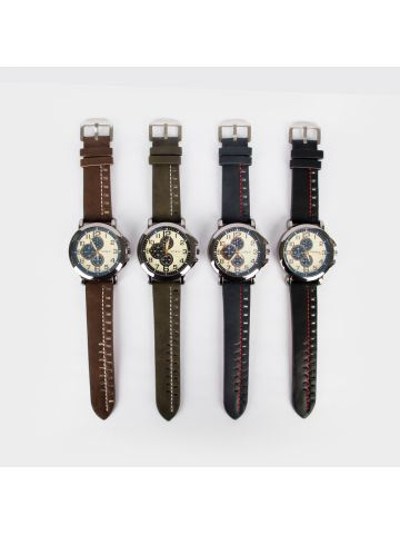 Jiwon Casual Watch (with Free Watch Case)