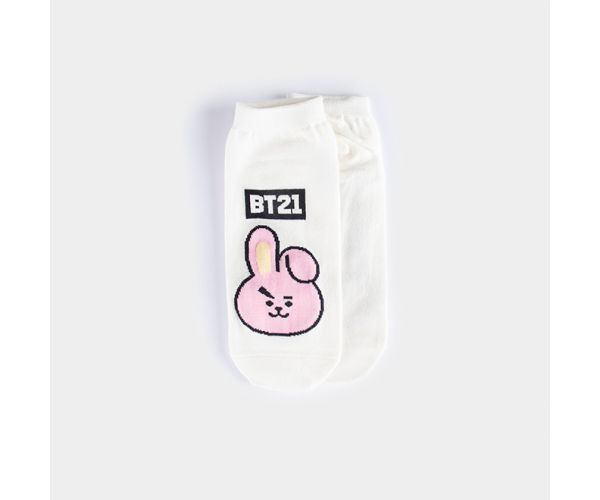 BT21 CHARACTER SOCKS (4)