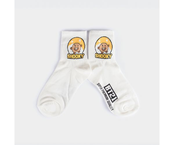 BT21 CHARACTER SOCKS (2)