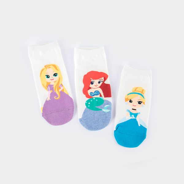 Disney Princess Character Socks