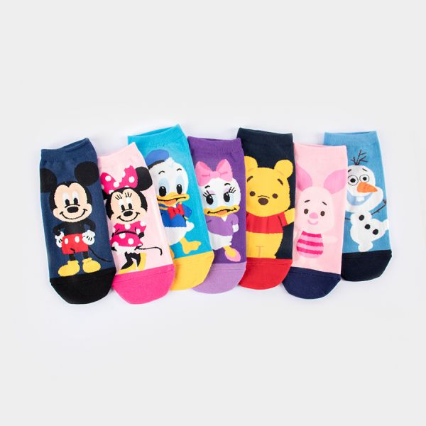 Disney Favorites Character Socks
