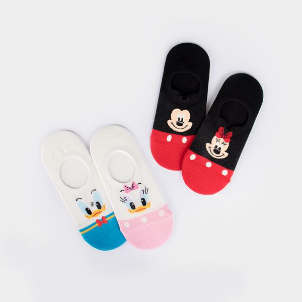 Disney Couple Foot Socks
