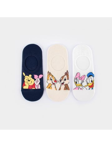 Disney Soulmate Women's Foot Socks