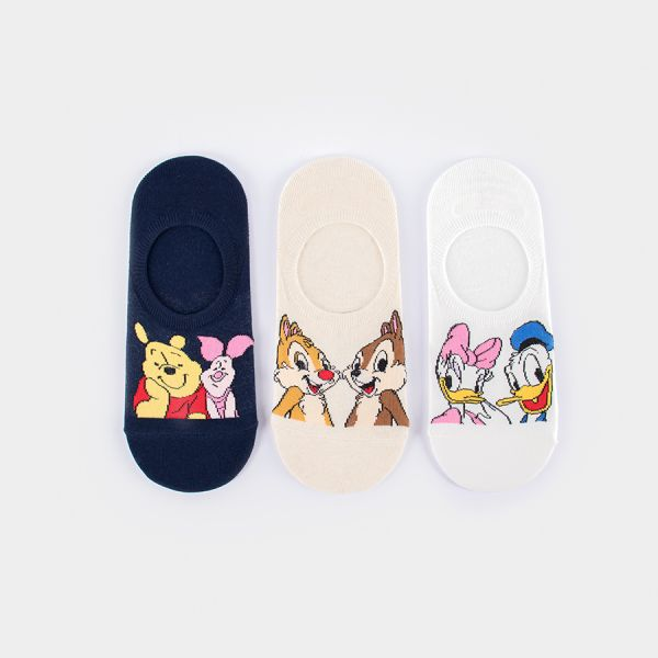 Disney Perfect Duo Foot Socks