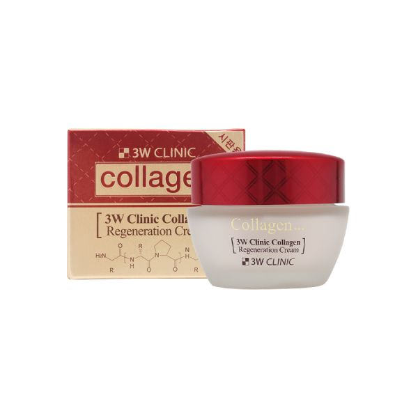 3W CLINIC Collagen Regeneration Cream