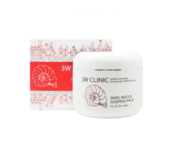 3W Clinic Sleeping Pack