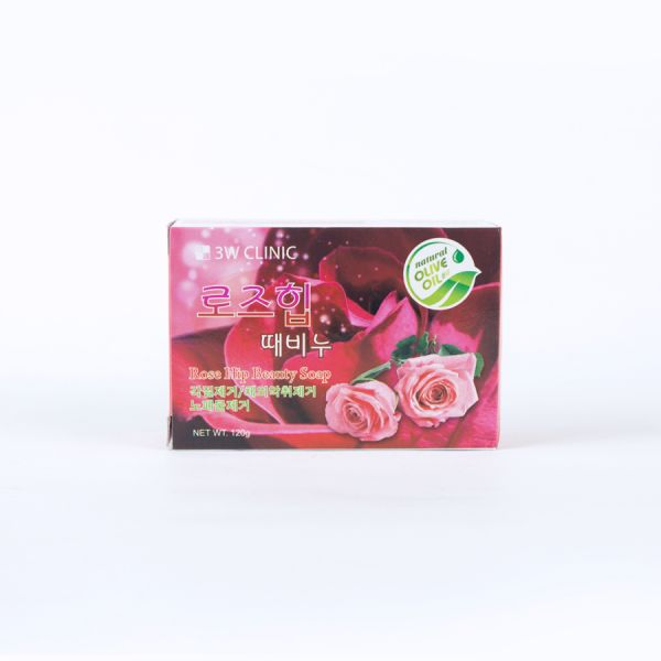 3W Clinic Rose Hip Beauty Soap