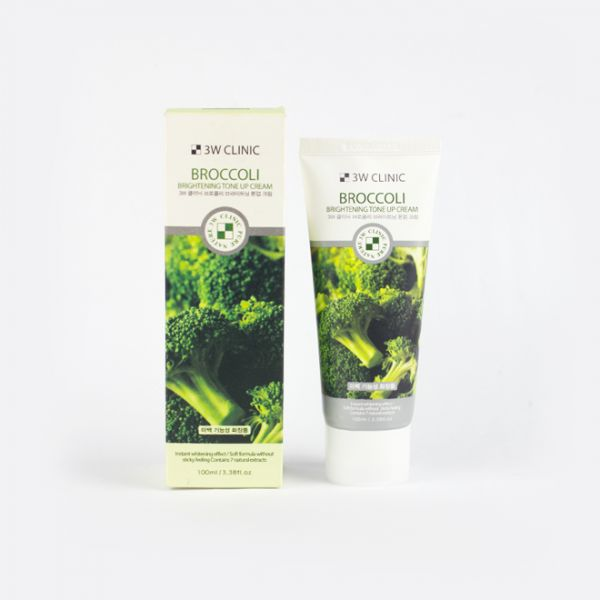 3W Clinic Broccoli Brightening Tone Up Cream