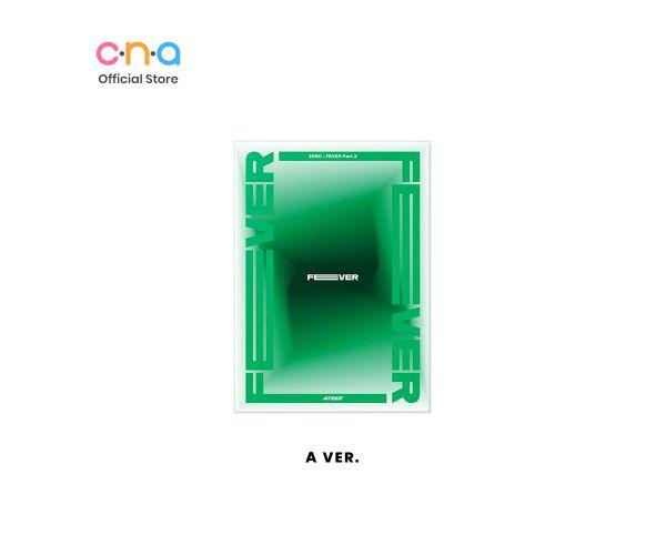 ATEEZ - Fever Pt. 3 7th Mini Album