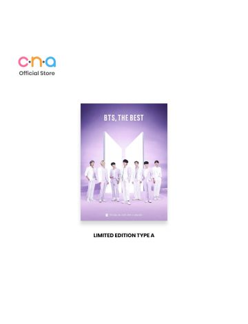 BTS - BTS, THE BEST –A VERSION- (2CD+1BD) JAPANESE VER.