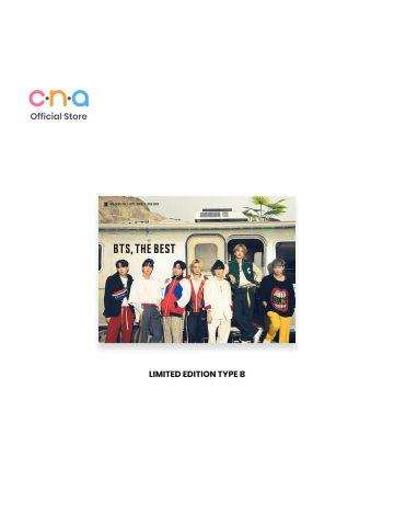 BTS - BTS, THE BEST –B VERSION- (2CD+2DVD) JAPANESE VER.
