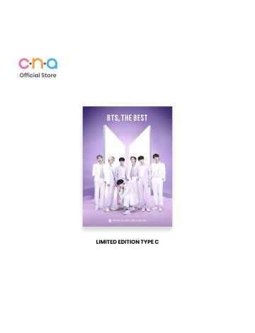 BTS - BTS, THE BEST –C VERSION- (2CD+112P BOOKLET) JAPANESE VER.