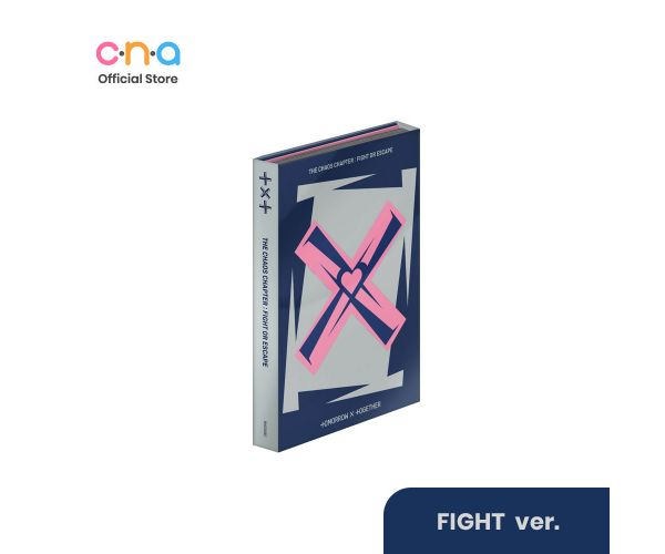 TOMORROW X TOGETHER - The Chaos Chapter : Fight Or Escape