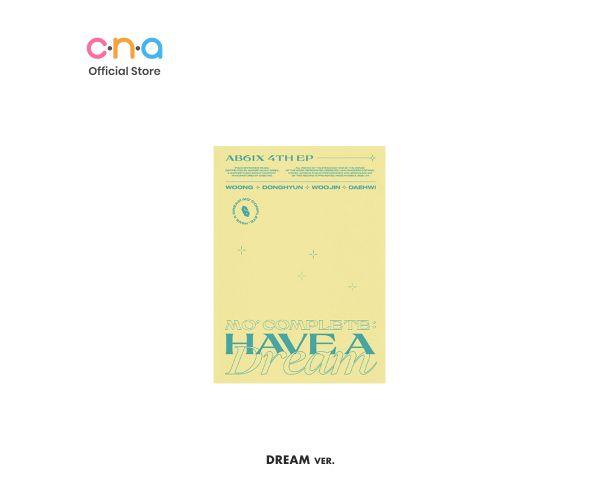 AB6IX - MO' Complete: Have a Dream 4th Mini Album