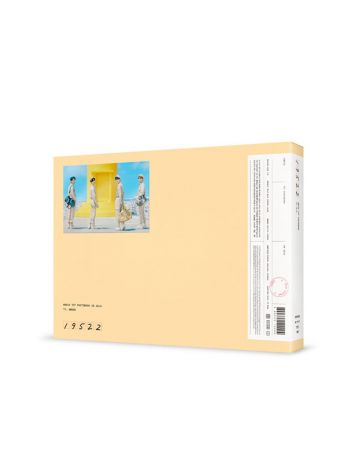 AB6IX - 19522 1st Photobook in Jeju