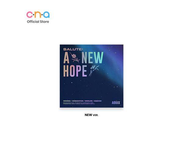 AB6IX - Salute: New Hope 3rd EP Repackage Album