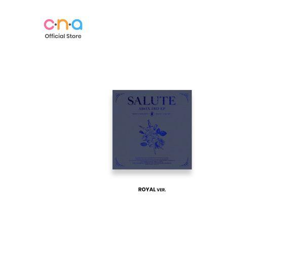 AB6IX -  Salute 3rd Mini Album