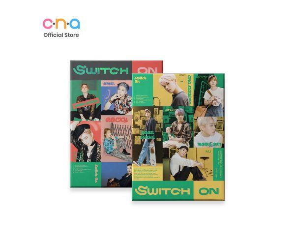 ASTRO - Switch On 8th Mini Album