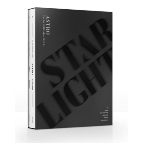ASTRO - The 2nd ASTROAD to Seoul [STARLIGHT] Blu-Ray