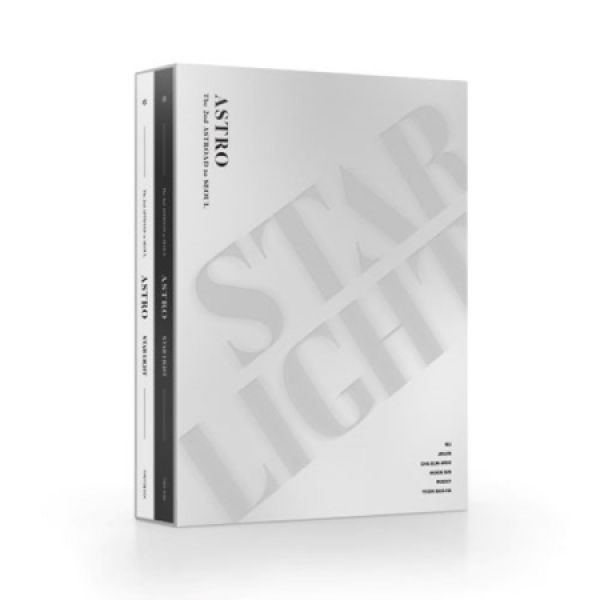 ASTRO - The 2nd ASTROAD to Seoul [STARLIGHT] DVD