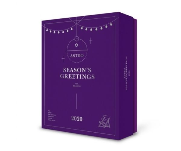 ASTRO - 2020 Season's Greetings (Relaxing Ver.)