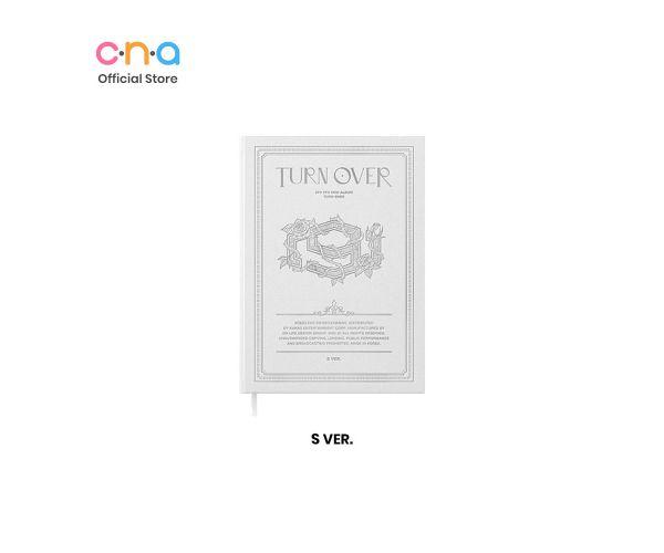 SF9 - 9th Mini Album Turn Over