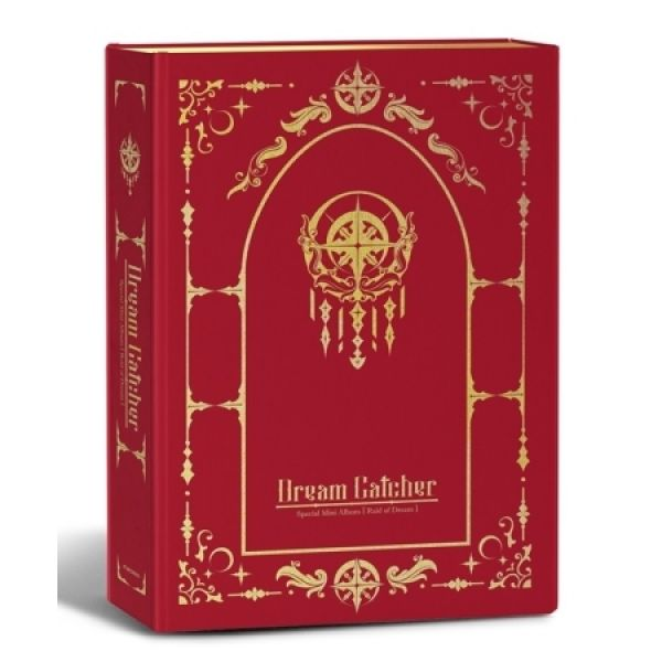 [BATCH 2] Dreamcatcher - Raid of Dream (Limited Edition)