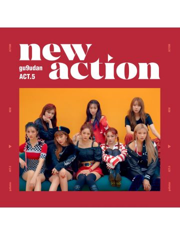 GUGUDAN - Act. 5 New Action
