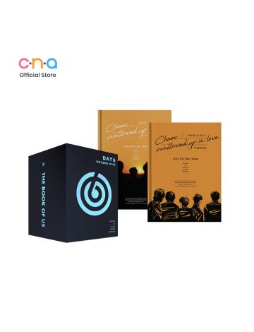 DAY6 - The Book of Us: Negentropy - Chaos swallowed up in love 7th Mini Album