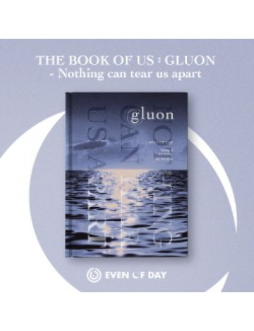 DAY6 Even Of Day - The Book of US: Gluon 1st Mini Album
