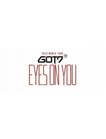 GOT7 - 2018 WORLD TOUR 'EYES ON YOU' BLU-RAY
