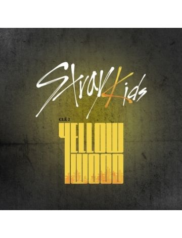 [BATCH 2] STRAY KIDS - Clé 2: YELLOW WOOD (REGULAR Ver.)