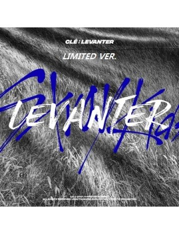 STRAY KIDS - Clé : LEVANTER (LIMITED Ver.)