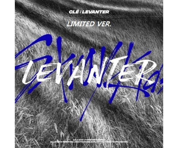STRAY KIDS - Clé : LEVANTER (LIMITED Ver.)
