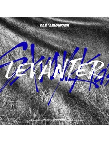 STRAY KIDS - Clé : LEVANTER (REGULAR Ver.)