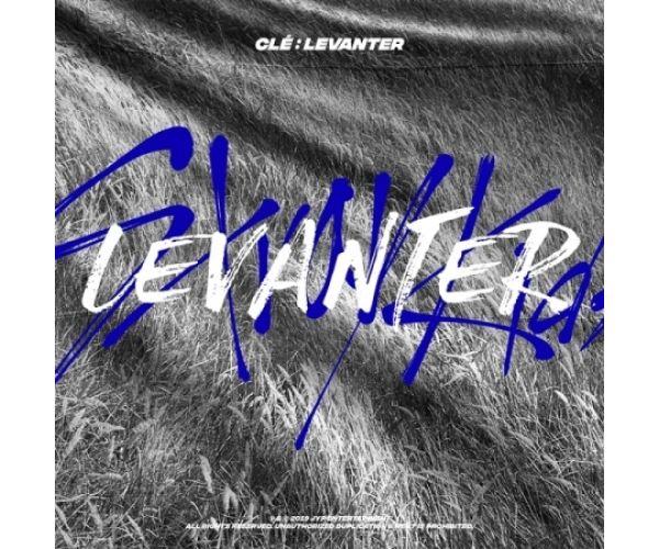 STRAY KIDS - Clé : LEVANTER (REGULAR Ver.)