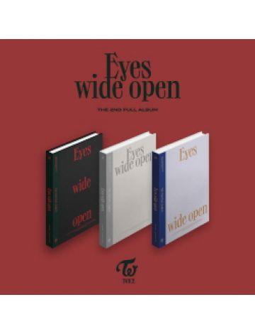 [BATCH 2] TWICE - Eyes Wide Open 2nd Full Album