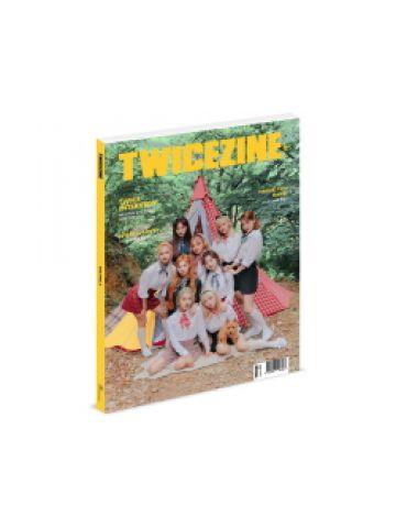TWICE - Official Twicezine Vol. 2 (5th Anniversary Merchandise)