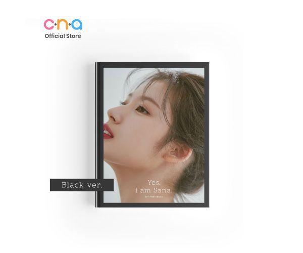 SANA - 'Yes, I am Sana.' 1st Photobook